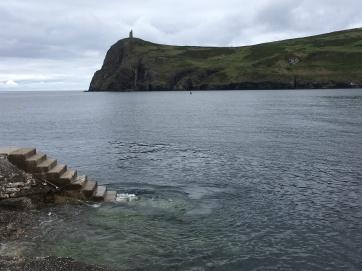 bay at high water
