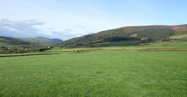 1a. View across to Greeba Mountain