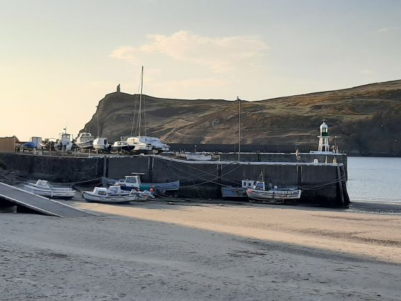 Port Erin Harbour